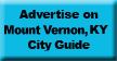 Advertise on MountVernonKY.com